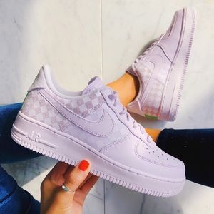 Air force 1 checkers Rare